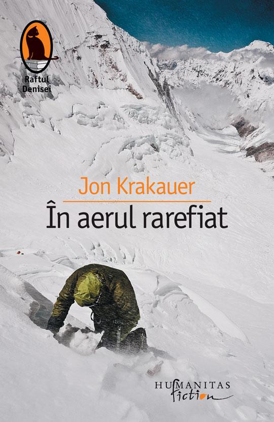 În aerul rarefiat - Jon Krakauer