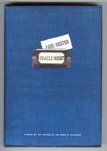Oracle Night Paul Auster