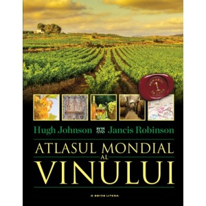 Coperta Atlasul mondial al vinului