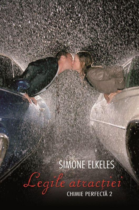 Legile atractiei (seria Chimie perefecta, volumul 2) - Simone Elkeles