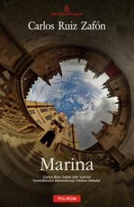 Marina poza coperta