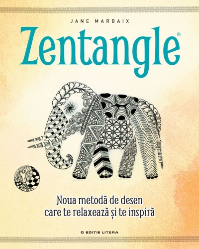 Zentangle_de_Jane_Marbaix_editura_Litera