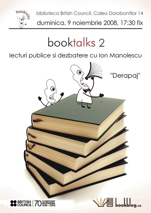 BookBtalks editia a 2-a
