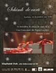 Schimb de carti decembrie