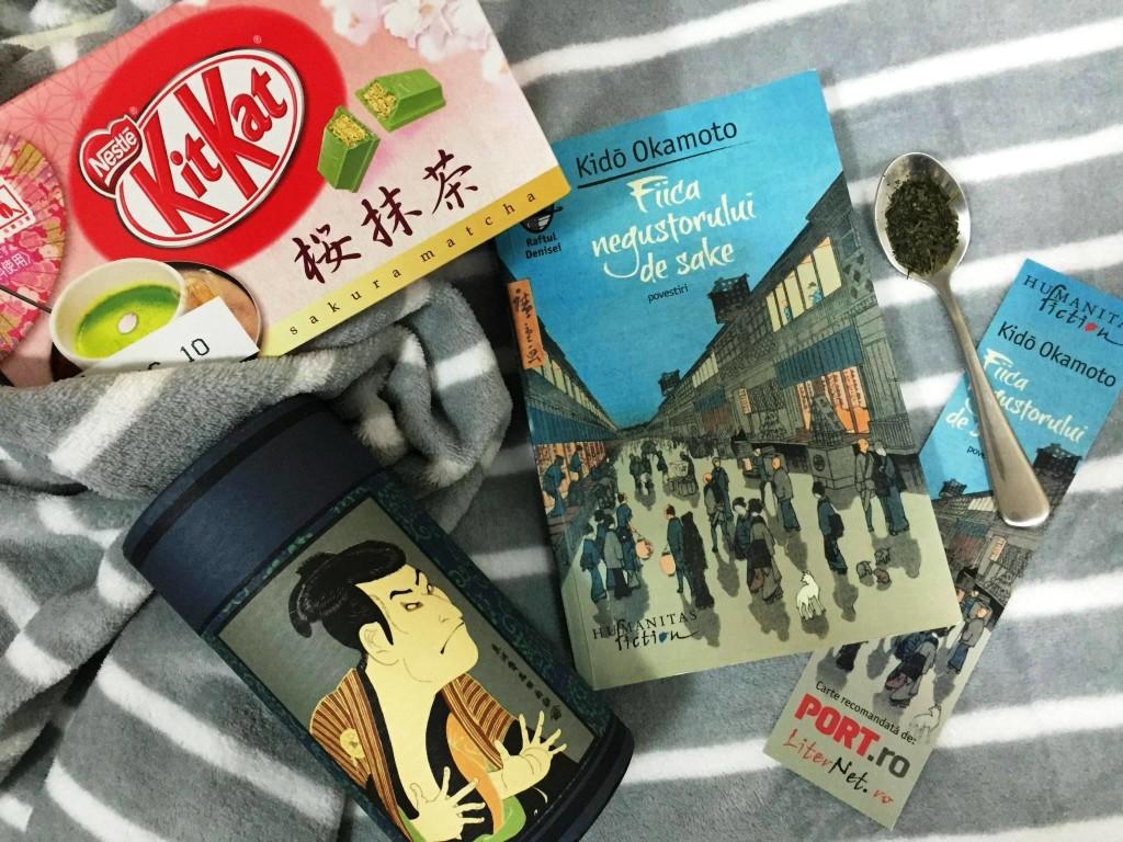 img - Fiica negustorului de sake